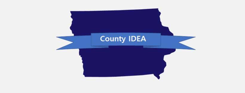County IDEA logo