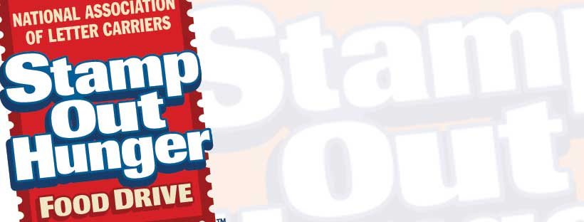 Stamp Out Hunger banner